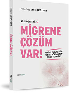 Kitabım, Migrene Çözüm Var