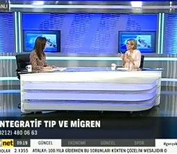 Migrene Çözüm Var Televizyon Röportajları Dr. Emel Gökmen