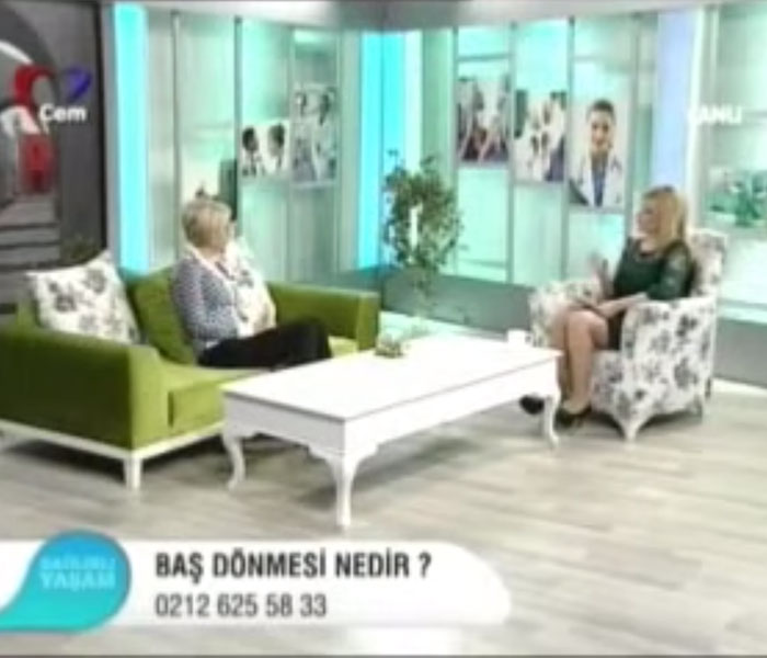 Televizyon Röportajları Dr. Emel Gökmen